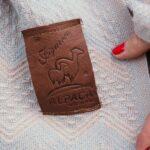 Echarpe laine Alpaga