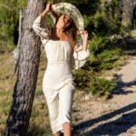 Robe Longue Coton Biologique - Robe Talara